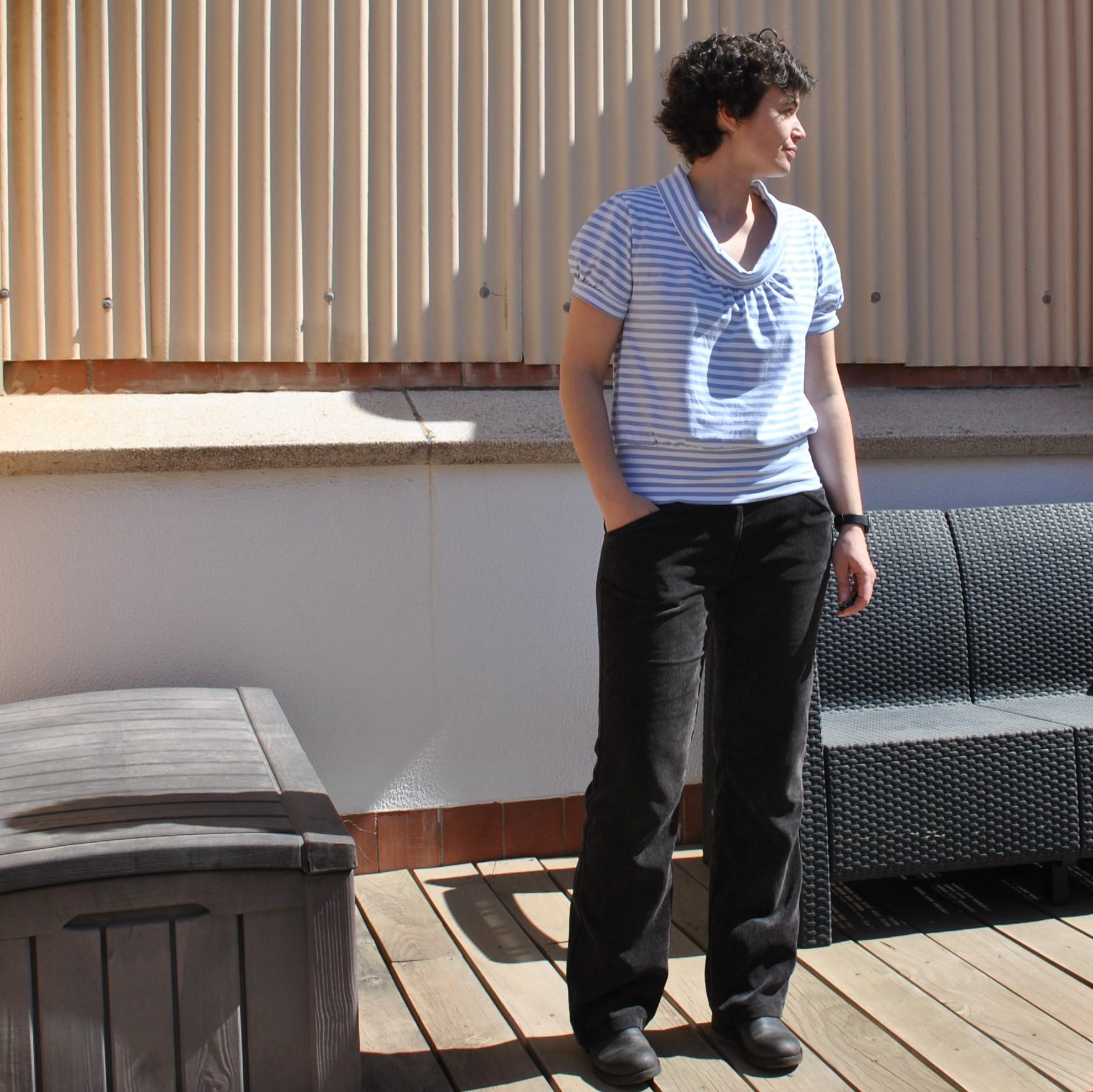 Thurlow en pana + camiseta (17)